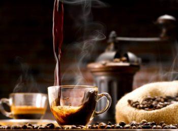 heerlijke verslavende koffie