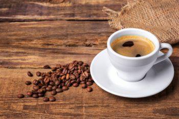 kopje koffie verslavend